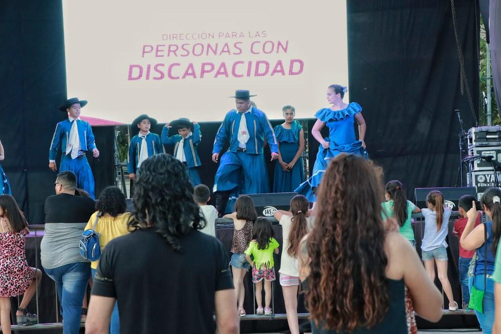2019-12-01: DESARROLLO HUMANO: Fiesta de la Inclusion