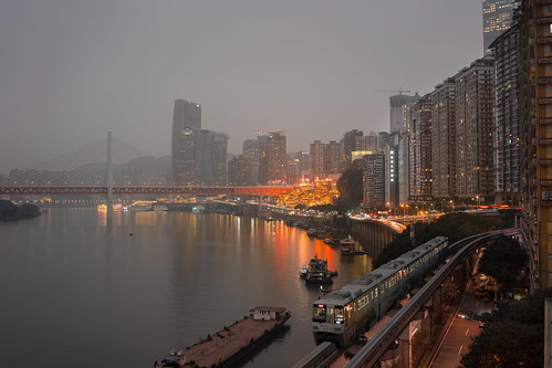 Chongqing 重慶, China | by Kristoffer Trolle