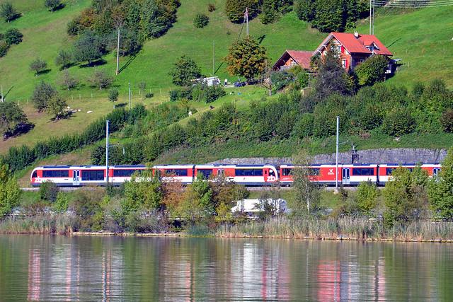 Zentralbahn EMU Trainset