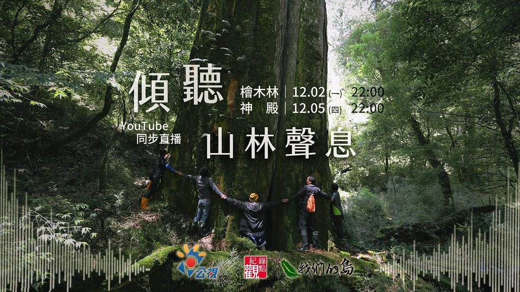 台灣森林的美麗與哀愁