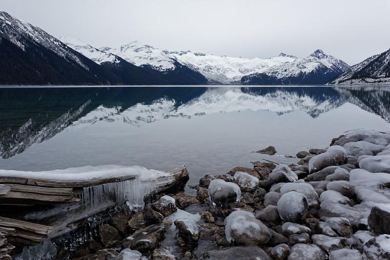 Garibaldi Lake, 30 Nov 2019