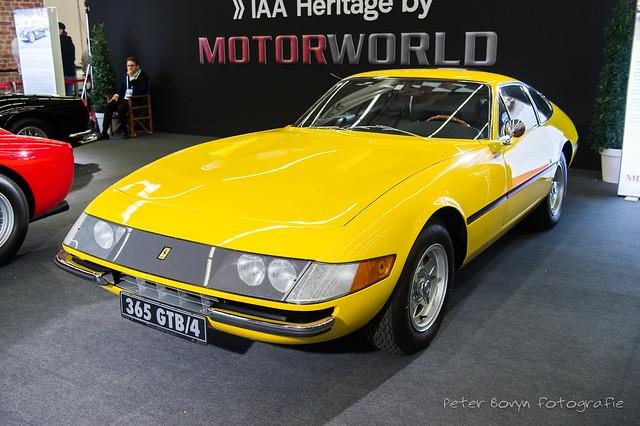 Ferrari 365 GTB/4 Daytona 'Plexi' - 1969