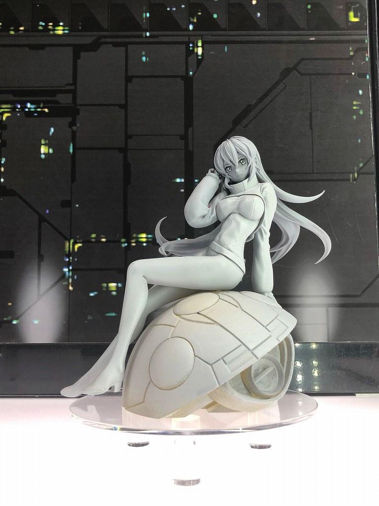【MEGAHOBBY EXPO 2019 Autumn】 MEGAHOUSE(メガハウス)展出多款新作原型!