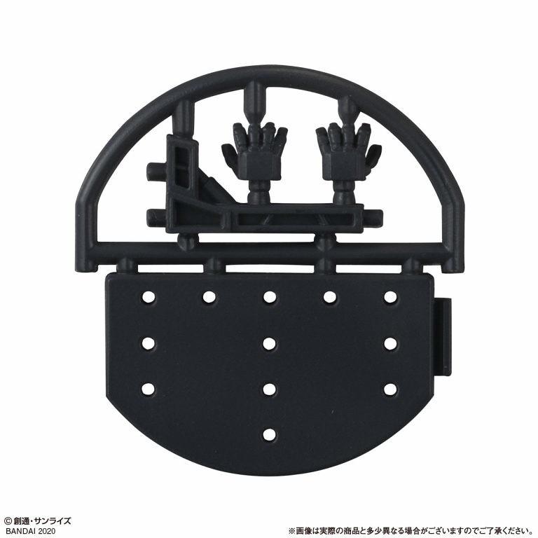 《機動戰士鋼彈》轉蛋戰士f 最新作「第11彈」情報公開!(機動戦士ガンダム ガシャポン戦士フォルテ11)