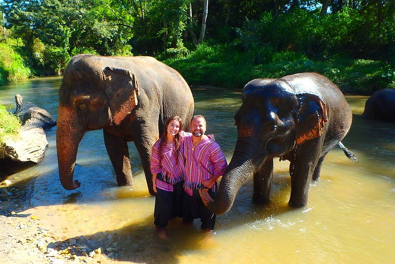 Yogi Mahout – Elephant Eco Tour (Chiang Mai, Thailand) – Brochure, Tour Info, Price & Reviews