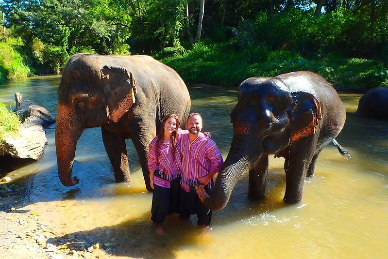 Yogi Mahout – Elephant Eco Tour (Chiang Mai, Thailand) – Brochure, Tour Info, Price & Reviews