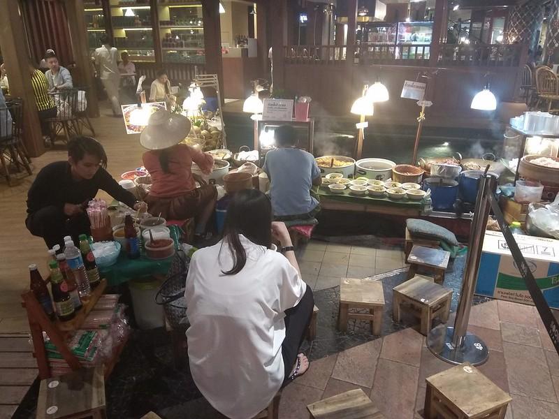 Iconsiam Bangkok great food
