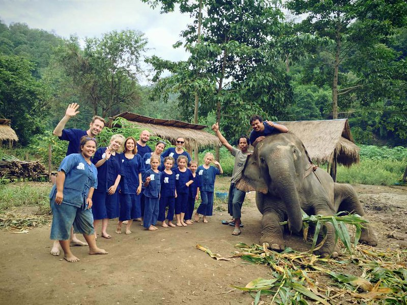 Elephant Carer Home (Chiang Mai, Thailand) – Brochure, Tour Info, Price & Reviews