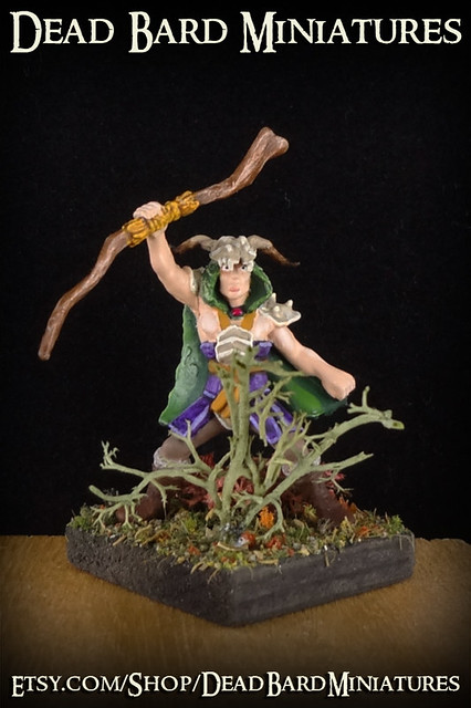 Druid-Witch-Sorcerer-Painted-Reaper-Miniature-01