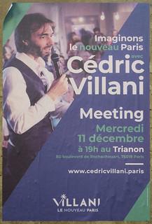 Cédric Villani Meeting