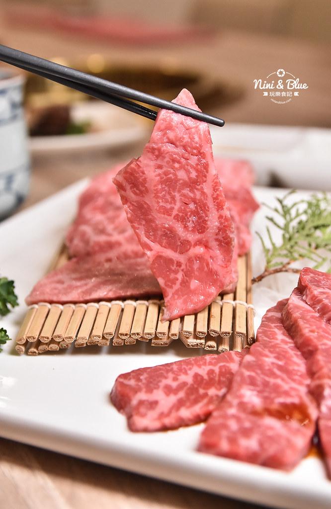 華屋燒肉 台中燒烤居酒屋 紅酒 精誠路 老屋美食15