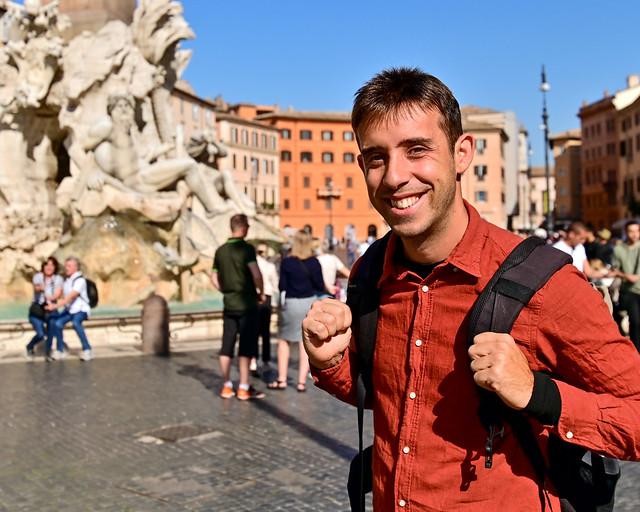Diario de un Mentiroso en la Piazza Navona