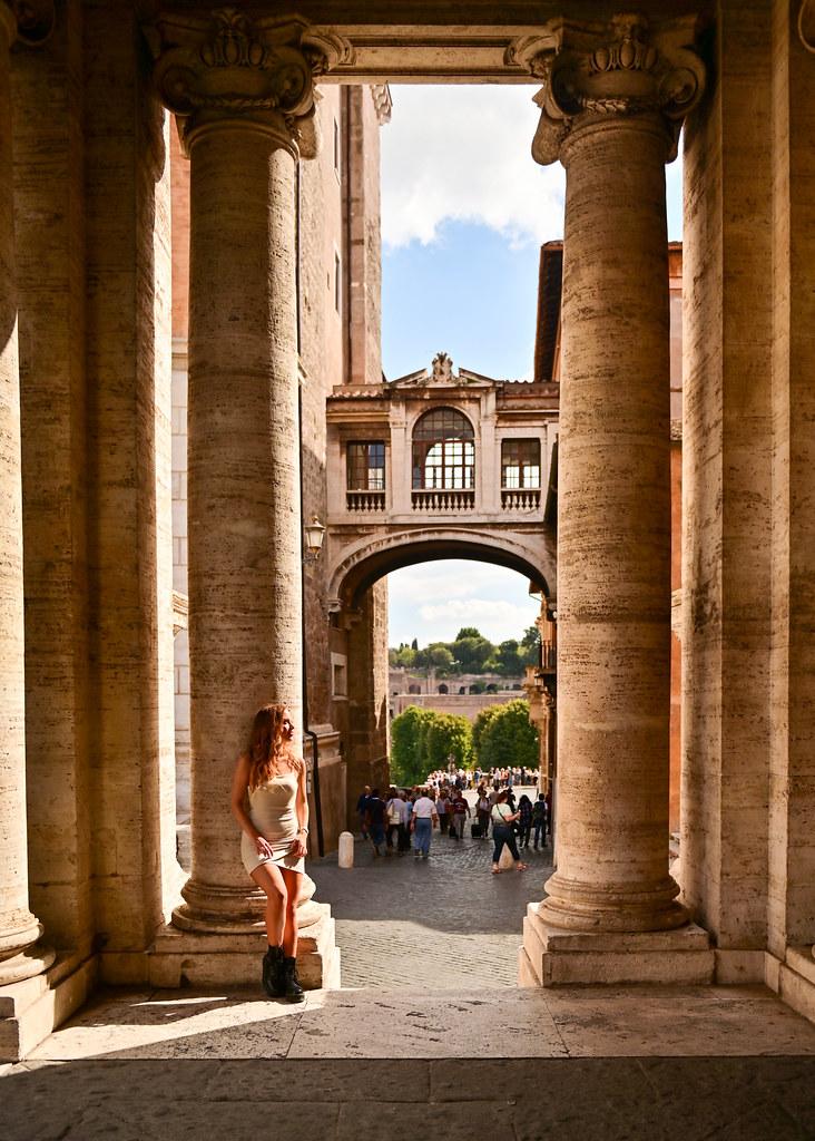 Via del Campidoglio de Roma