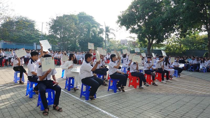 Kỷ niệm ngày thế giới phòng chống HIV