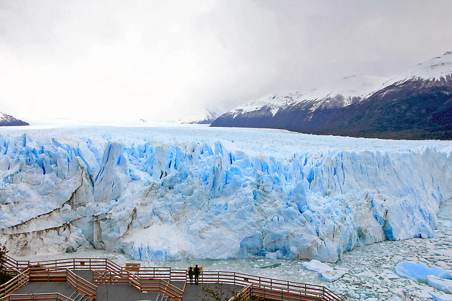 Big blue (Perito Moreno)