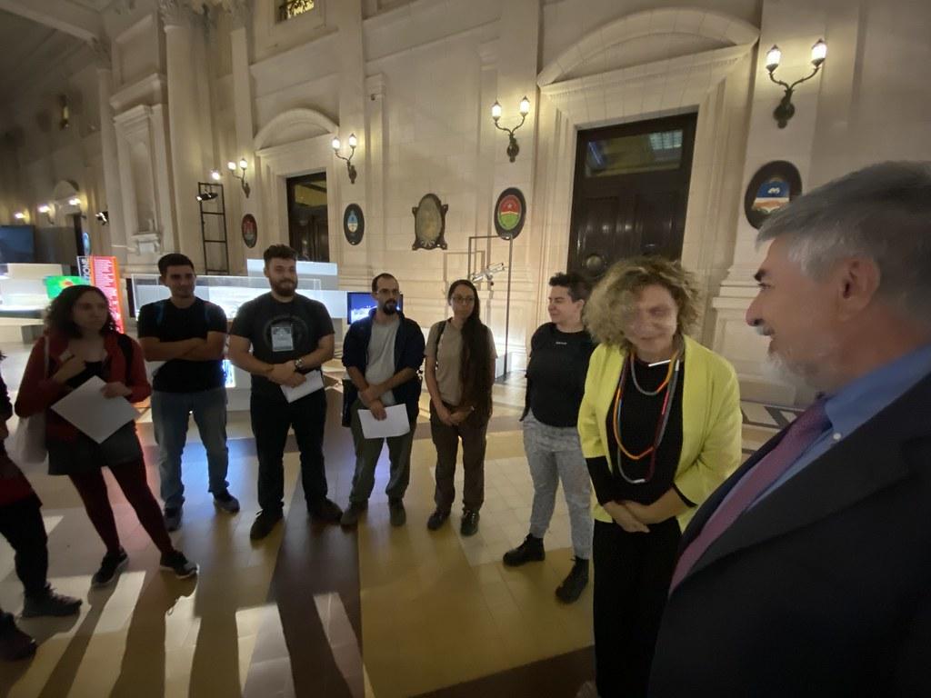 Beauty of knoweldge: la mostra sarà presente a Buenos Aires dal 27 novembre al 15 dicembre