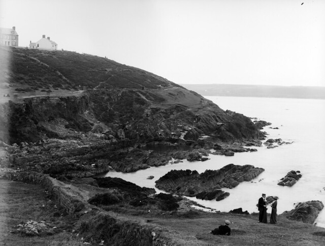 On the rocks at Church Bay, Weavers Point. Crosshaven.