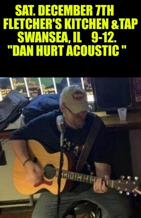 Dan Hurt 12-7-19
