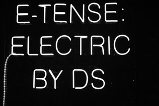 E-Tense: Electric by DS