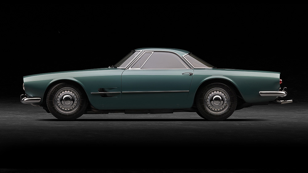 03_Maserati 5000 GT - 1959 c Michael Furman