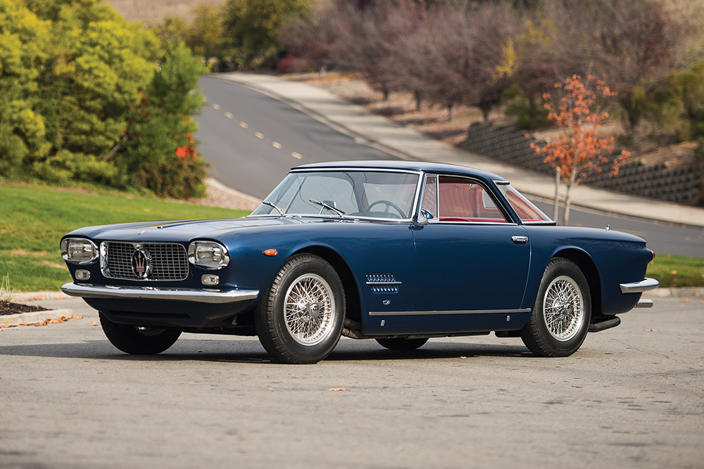 Maserati 5000 GT Coupe '1961–64 designed by Allemano