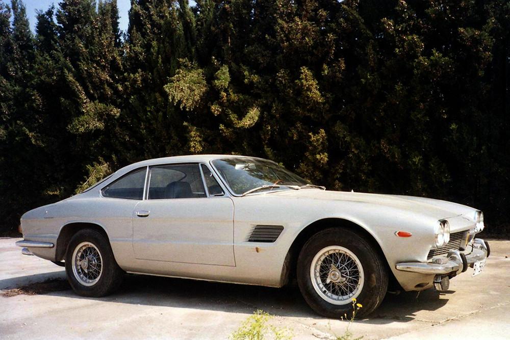Maserati 5000 GT Berlinetta (#AM103.004) '1961 designed by Bertone