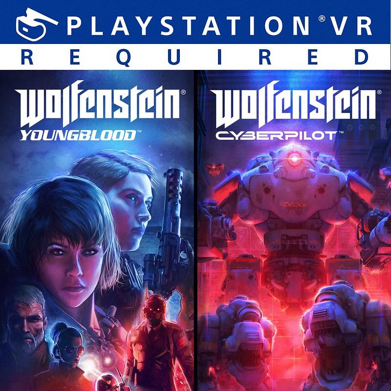 Thumbnail of Wolfenstein: Resistance Bundle (German Version) on PS4