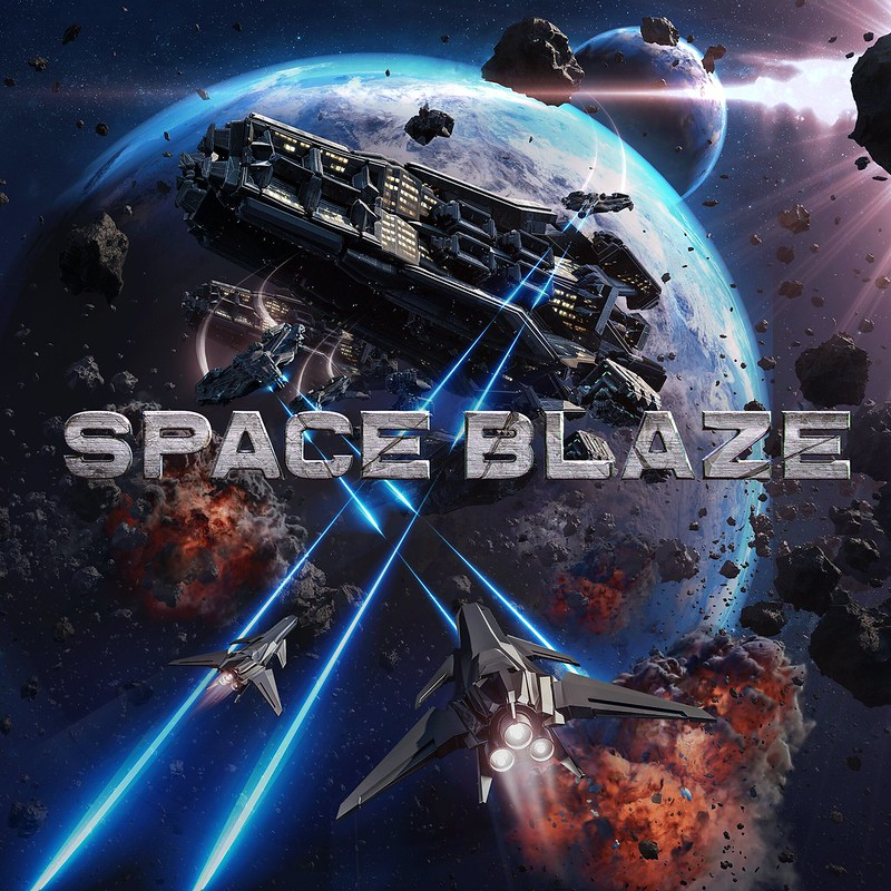 Thumbnail of Space Blaze on PS4