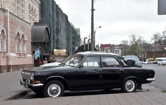 1984 GAZ-24 Volga