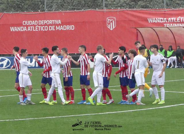 ATLÉTICO-REAL MADRID | DH5 JORNADA 13