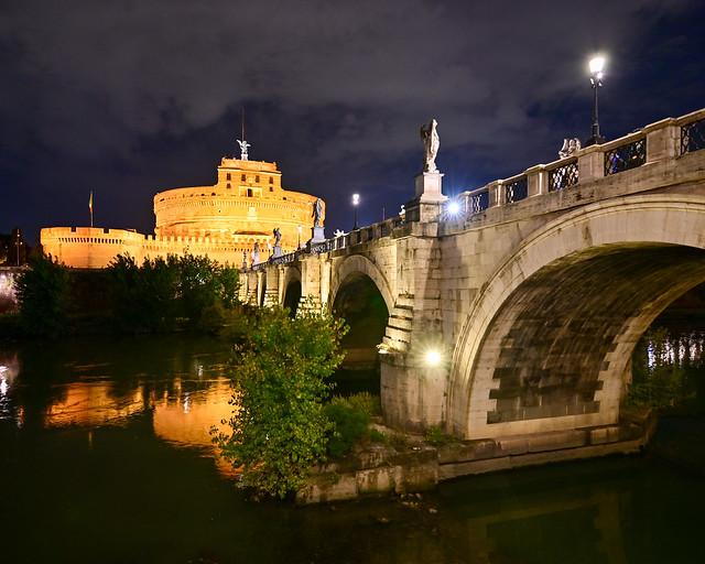 Castillo de Sant Angelo de Roma