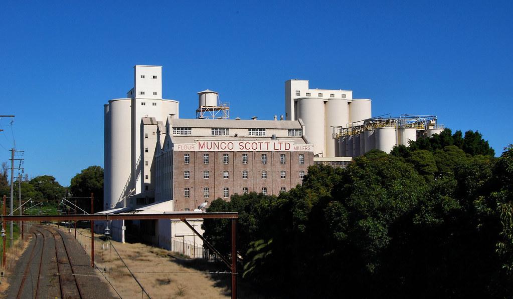 Mungo Scott, Lewisham, Sydney, NSW.