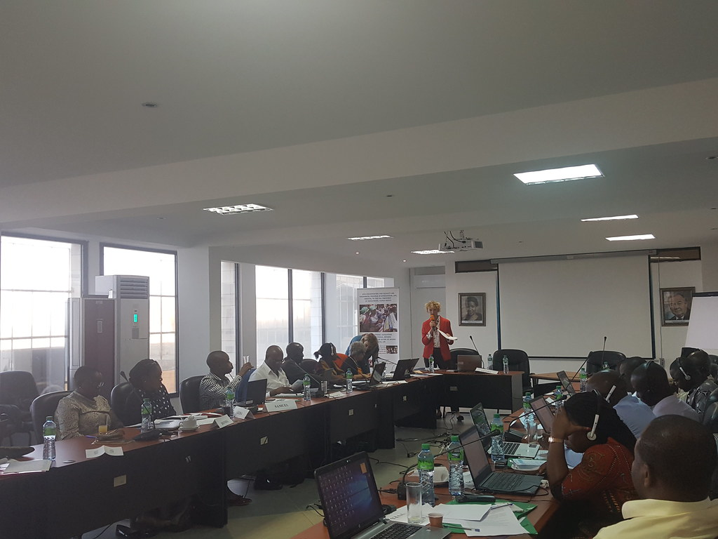 Gender Statistics Assessment Workshop | Dakar, Senegal