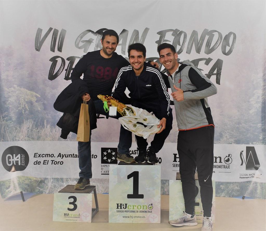 VII GRAN FONDO DE LA TRUFA EL TORO 2019