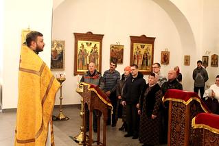 01.12.2019 | Божественная литургия в Юрьевом монастыре