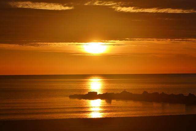 Sunrise - Amanecer