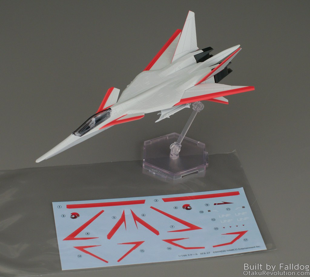 Kotobukiya Ace Combat 15