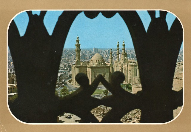 Egypt - Cairo (Mosques Sultan Hassan and Refai)