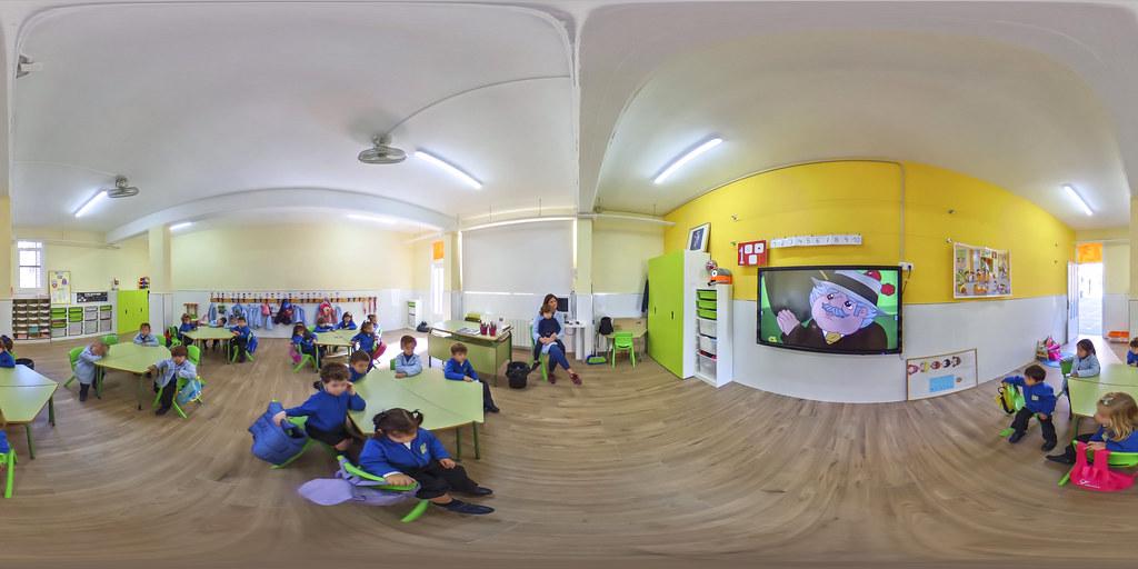 Fotos 360 Colegio