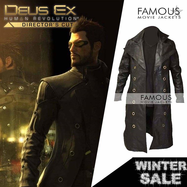 Famous movie jackets offer the fantastic attire that will you look like an celebrity.gaming coat available on sale with Free shipping get you now.www.famousmoviejackets.com.