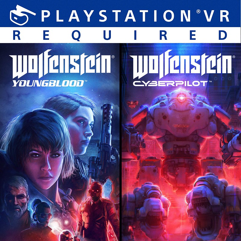 Thumbnail of Wolfenstein: Resistance Bundle on PS4