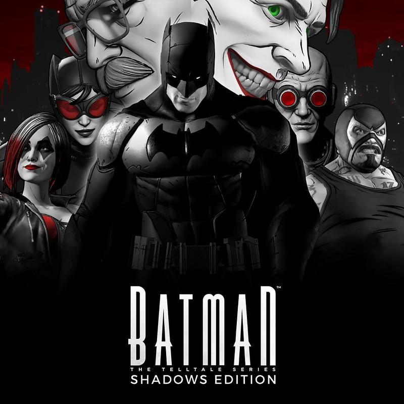 Thumbnail of The Telltale Batman Shadows Edition on PS4