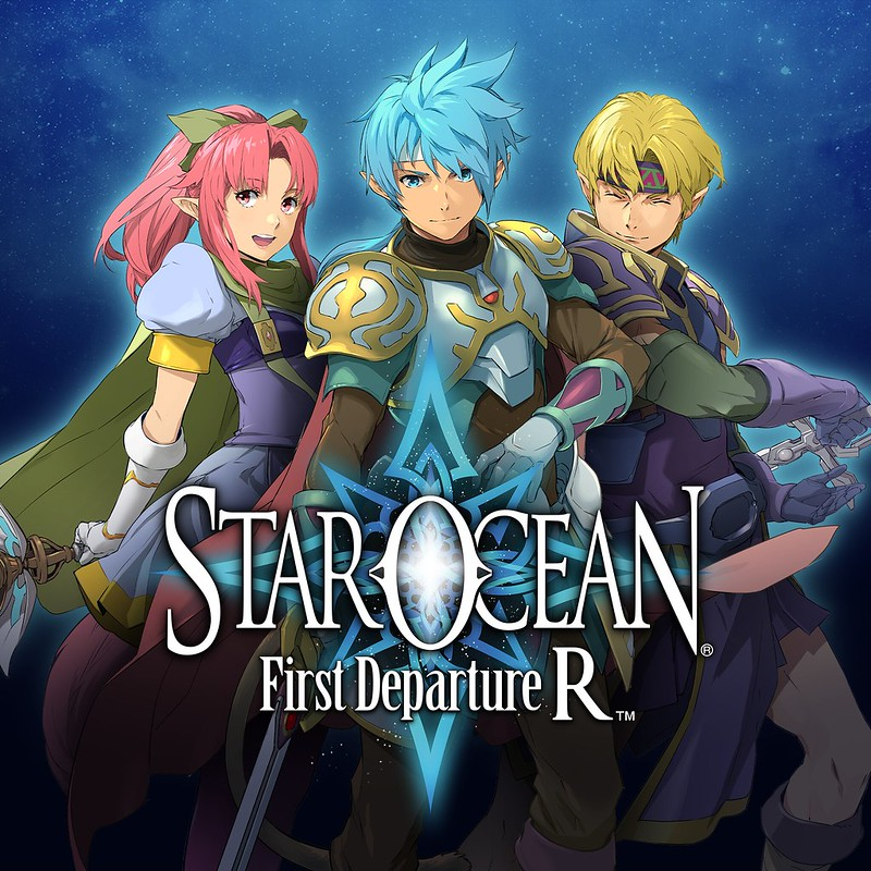 Thumbnail of STAR OCEAN First Departure R on PS4