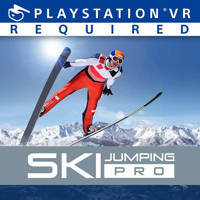 Thumbnail of Ski Jumping Pro VR on PS4