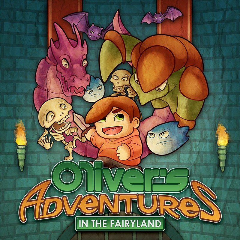 Thumbnail of Oliver's Adventures in the Fairyland on PS4