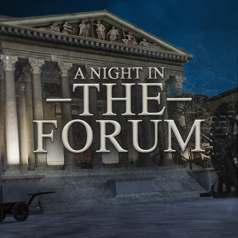Thumbnail of A Night in the Forum on PS4