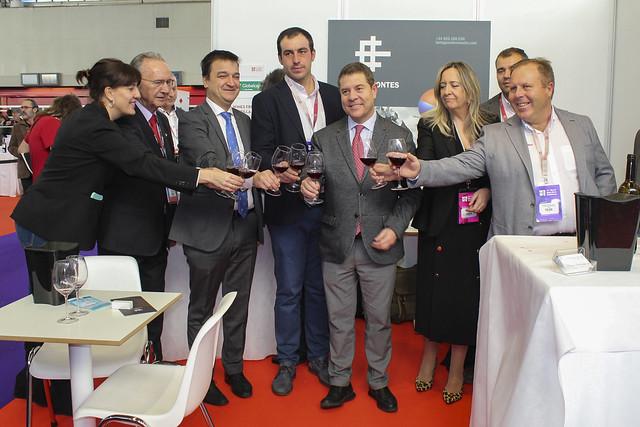 Inauguración XI Edición de la World Bulk Wine Exhibition