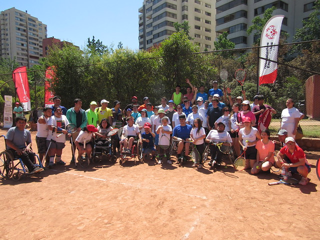 Fiesta del Tenis Inclusivo