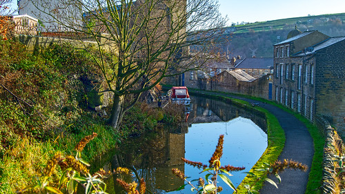 The Canal, Sowerby Bridge
