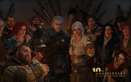 Witcher_10th_Anniversary | by zettv